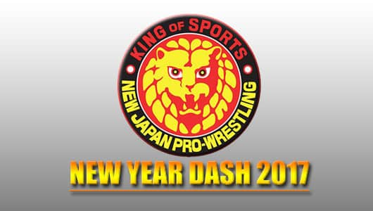 Watch NJPW New Year Dash 2017