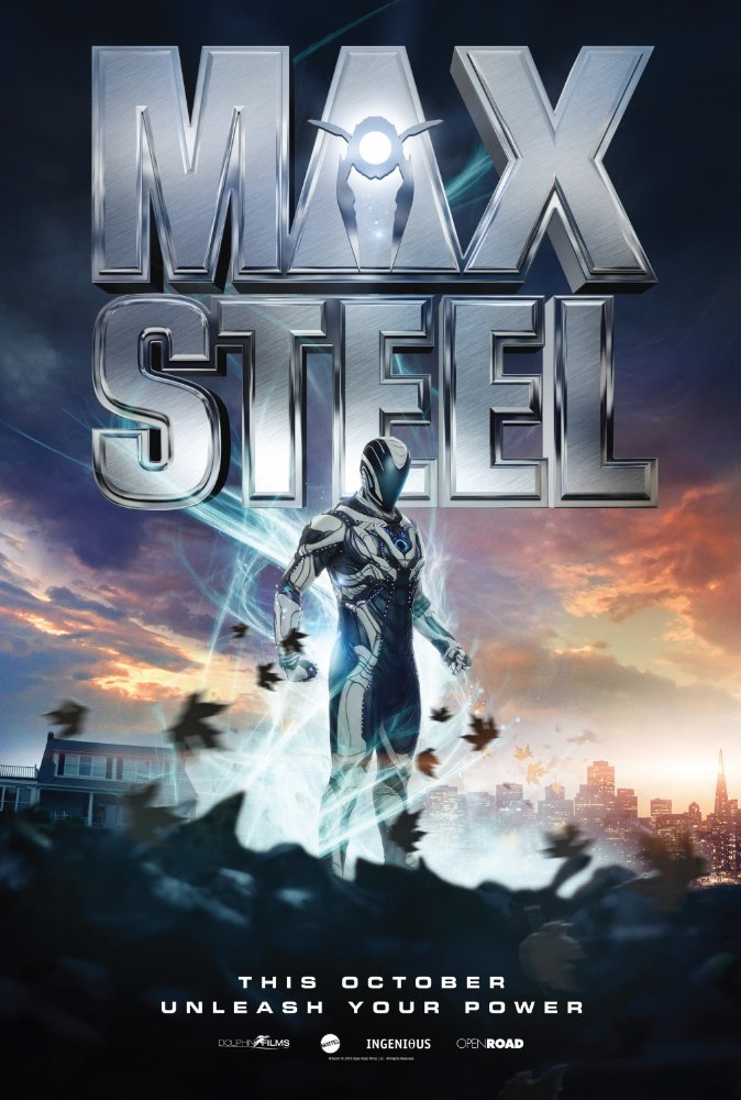 Max Steel (2016) 720p BluRay x264 686 MB