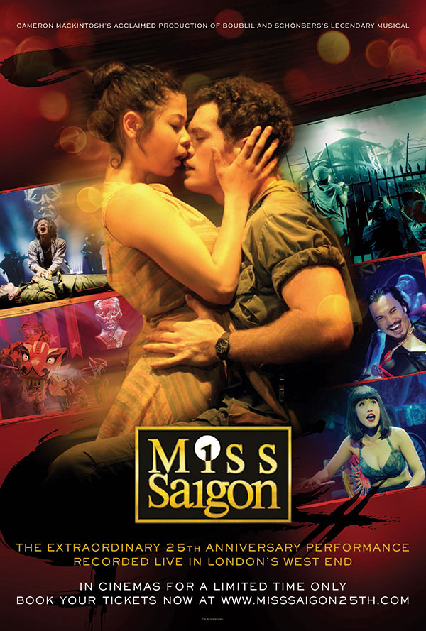 Miss Saigon: 25th Anniversary (2016) 720p BluRay x264 1 GB