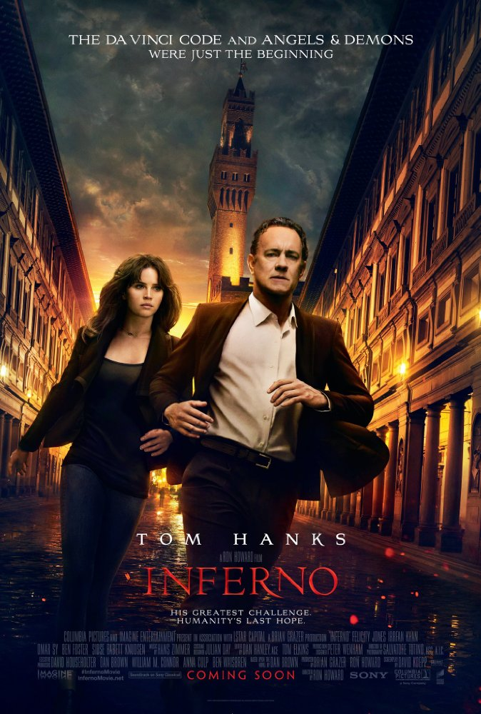 Inferno 2016 Hindi Dubbed 720p BluRay x264