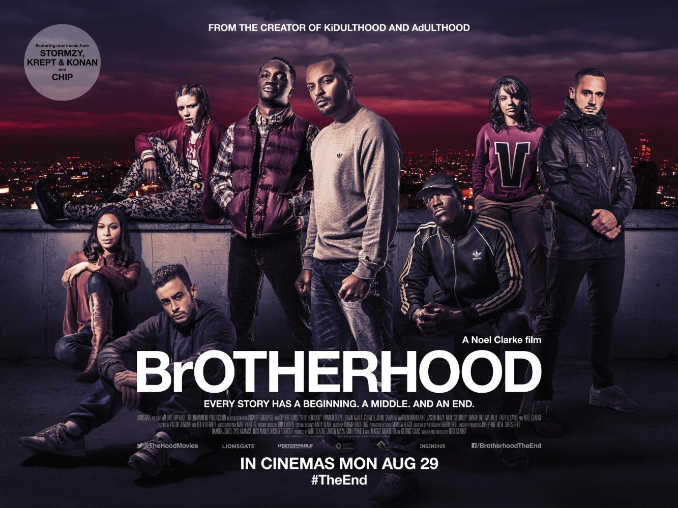Brotherhood (2016) 720p BluRay x264 757 MB