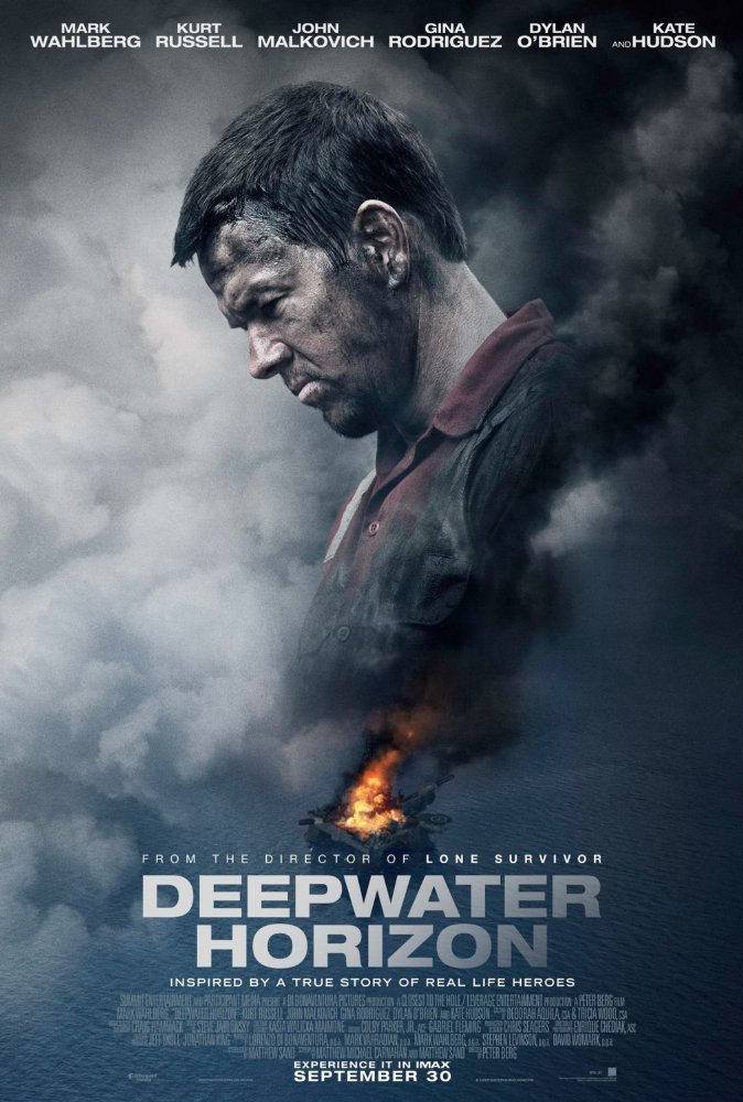 Deepwater Horizon (2016) 480p HEVC BluRay x265 240 MB