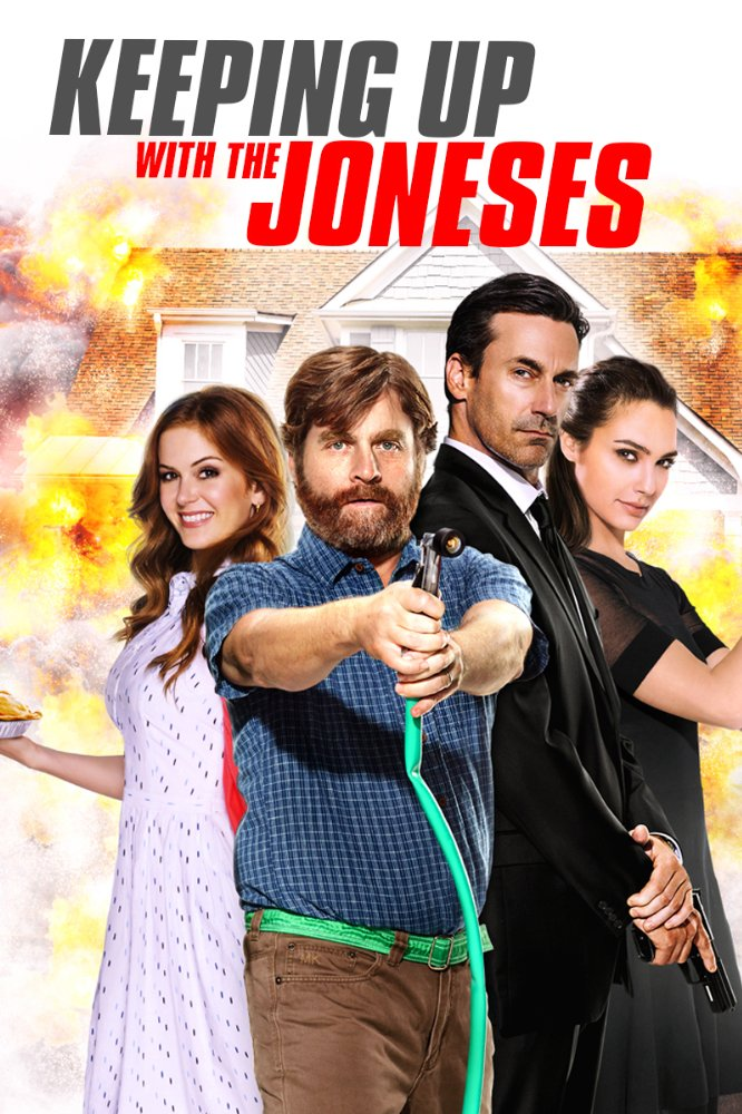 Keeping Up with the Joneses (2016) 720p BluRay x264 711 MB