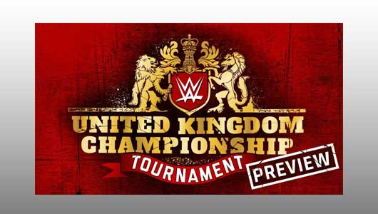 Watch WWE UK Championship Tourney Preview