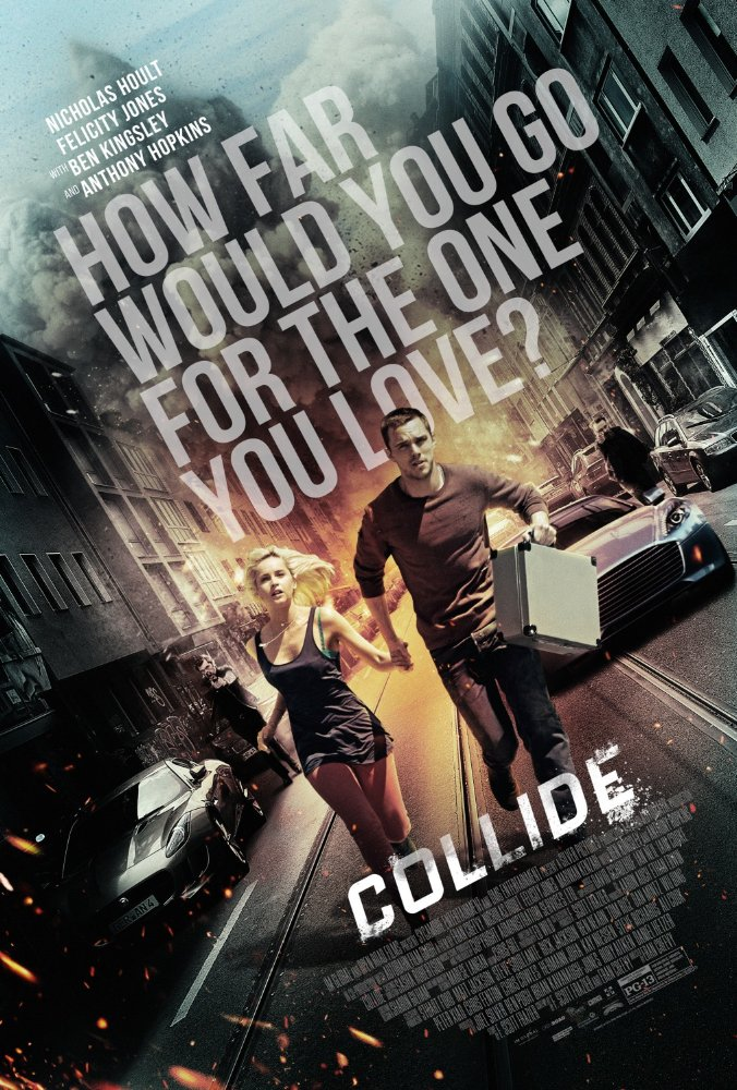 Collide (2016) 720p BluRay x264 736 MB