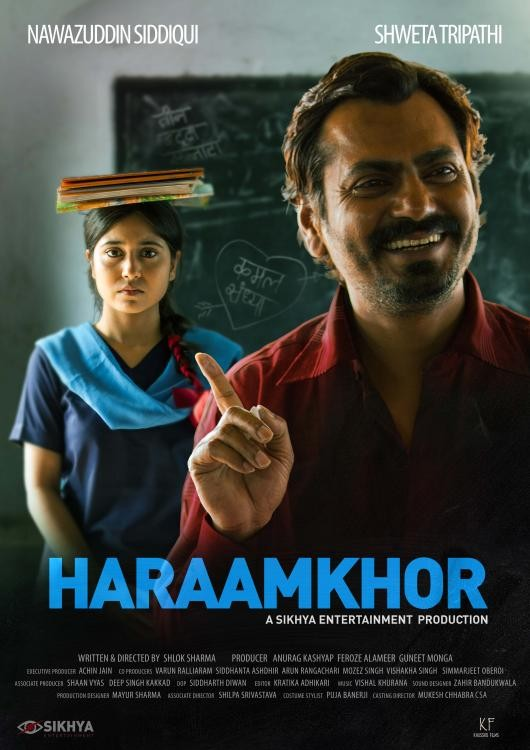 Haraamkhor (2017) Hindi Desi PDvD Rip x264 1.3GB