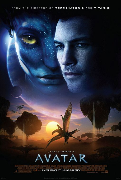 Avatar 3d (2009) HEVC Brrip x265 .99 MB
