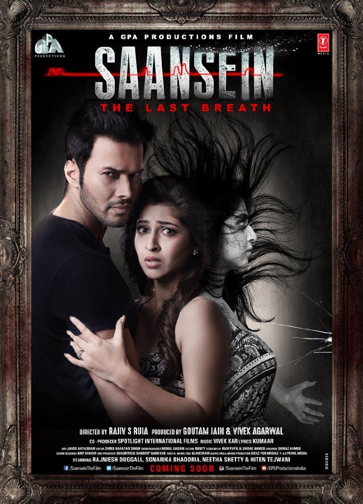 Saansein (2016) Hindi 720p HEVC HDRip x265 899MB