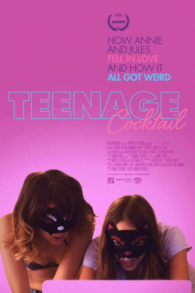 Teenage Cocktail (2016) 720p WEBRip x264 660 MB