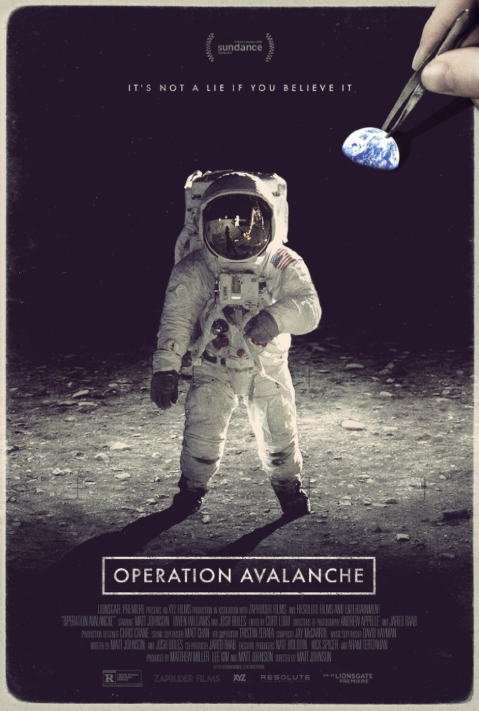 Operation Avalanche (2016) 720p BluRay x264 680 MB
