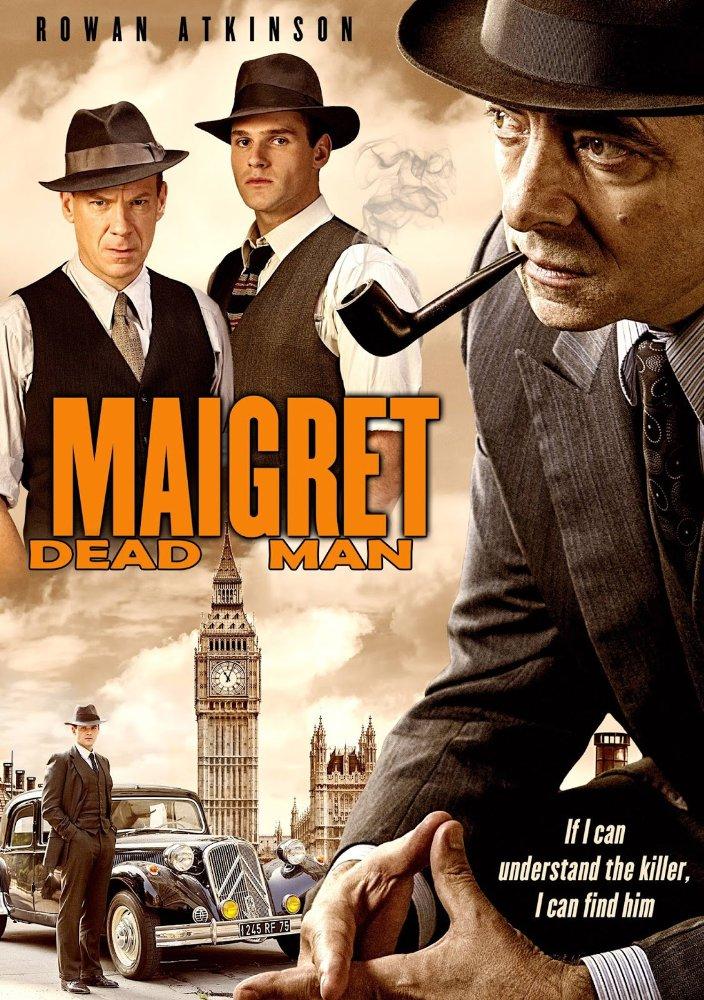 Maigret's Dead Man (2016) 720p BluRay x264 643 MB