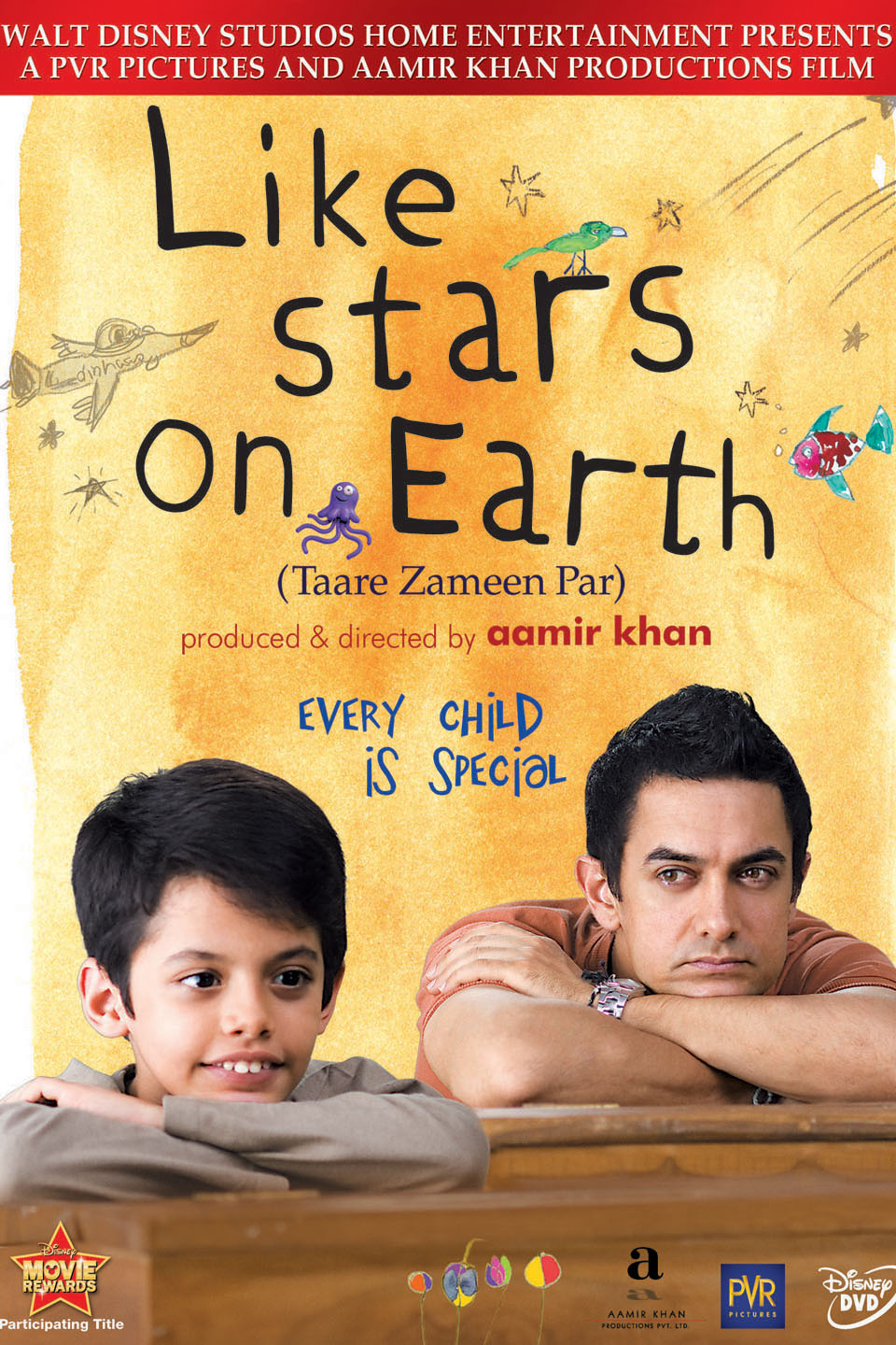 Taare Zameen Par (2007) Hindi 720p HEVC BluRay x265 790 MB
