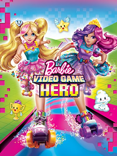 Barbie Video Game Hero (2017) 720p WEBRip x264 565 MB