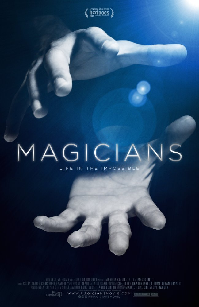 Magicians: Life in the Impossible (2016) 720p WEBRip x264 686 MB