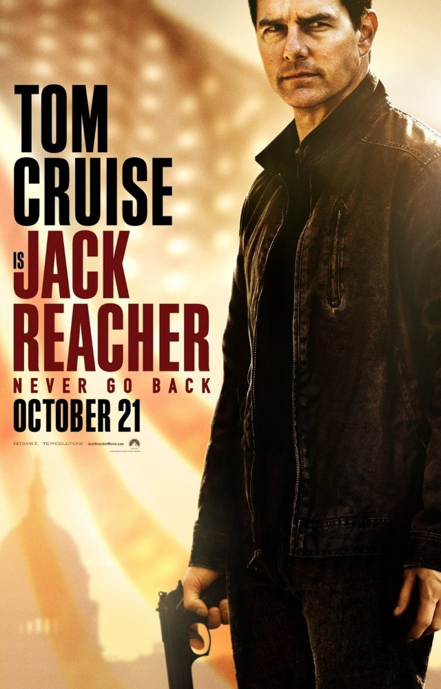 Jack Reacher: Never Go Back (2016) 720p BluRay x264 870 MB