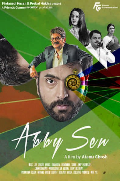 Abby Sen (2015) Bengali 720p HEVC BluRay x265  600 MB