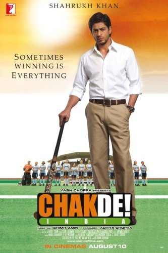 Chak De! India (2007) Hindi 1080p Hevc BluRay x265 725MB