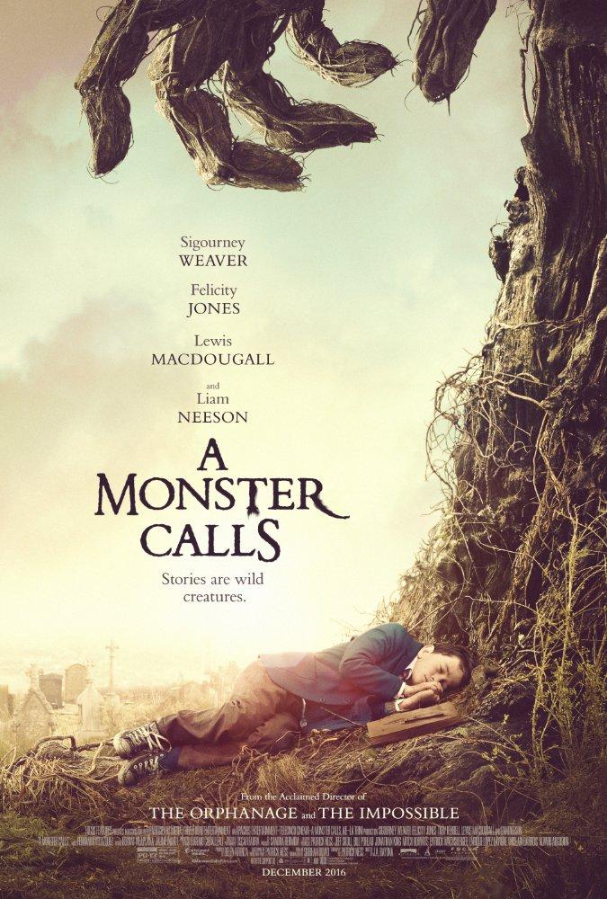 A Monster Calls (2016) DVDSCR x264 703 MB