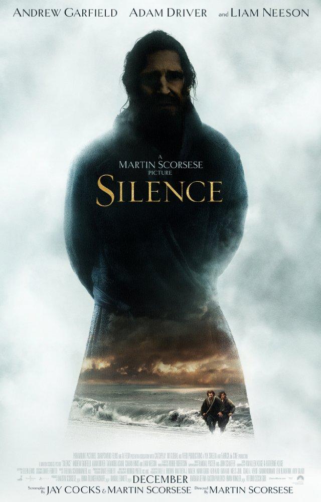Silence (2016) DVDSCR x264 954 MB