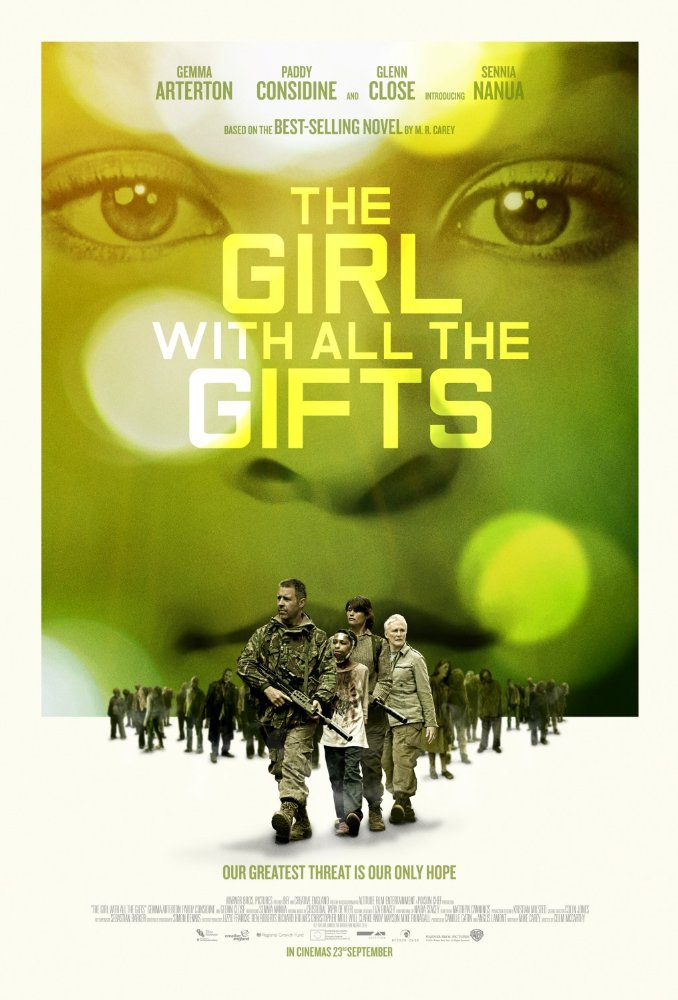 The Girl with All the Gifts (2016) 480p HEVC Bluray X265 250MB