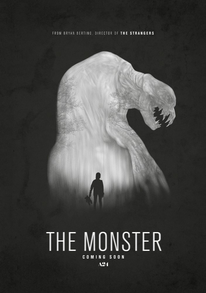 The Monster (2016) 720p BluRay x264 676 MB