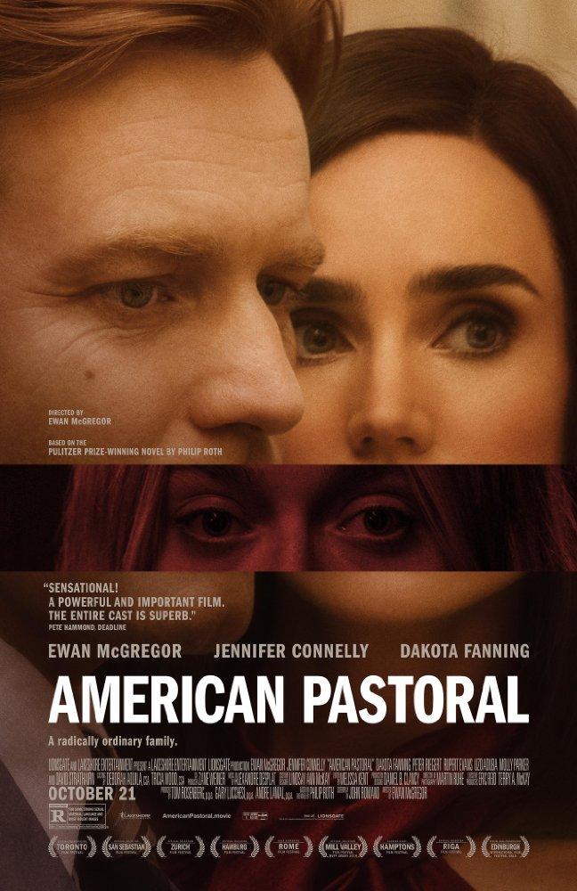 American Pastoral (2016) 480p HEVC WEB-DL x265 240MB