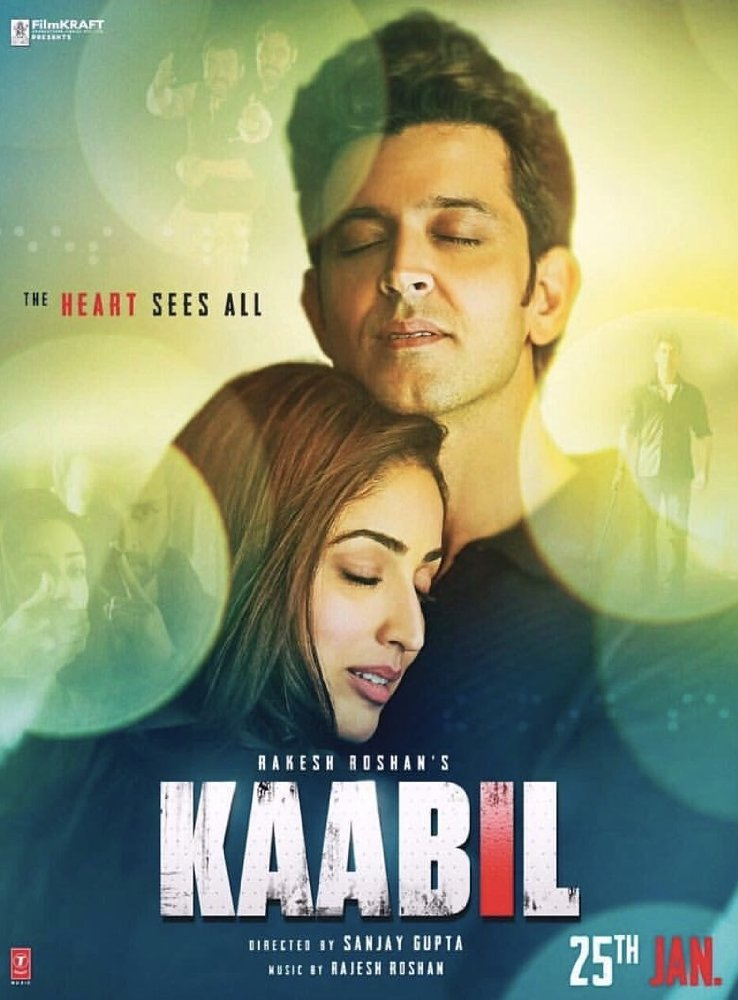 Kaabil (2017) Hindi 1CD DesiSCR Rip X264 700MB