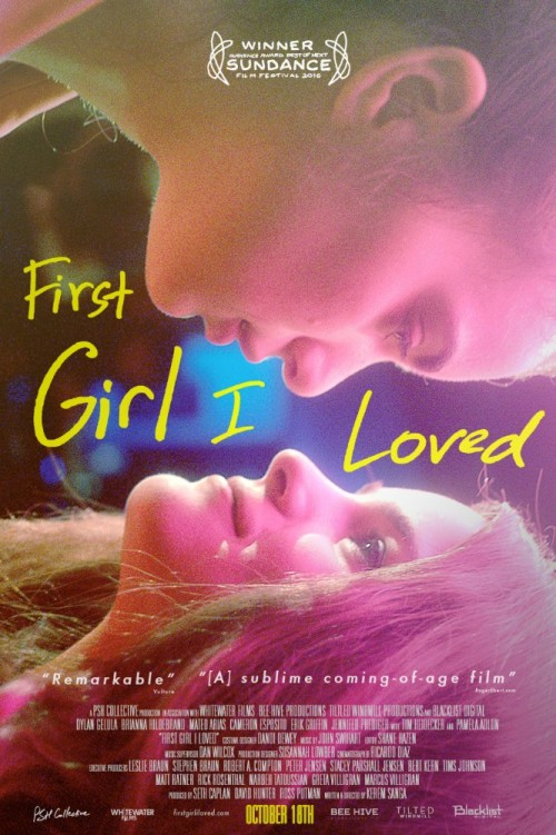 First Girl I Loved (2016) 480p HEVC WEB-DL x265 200MB