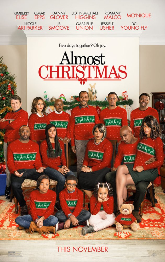 Almost Christmas (2016) 720p BluRay x264 804 MB