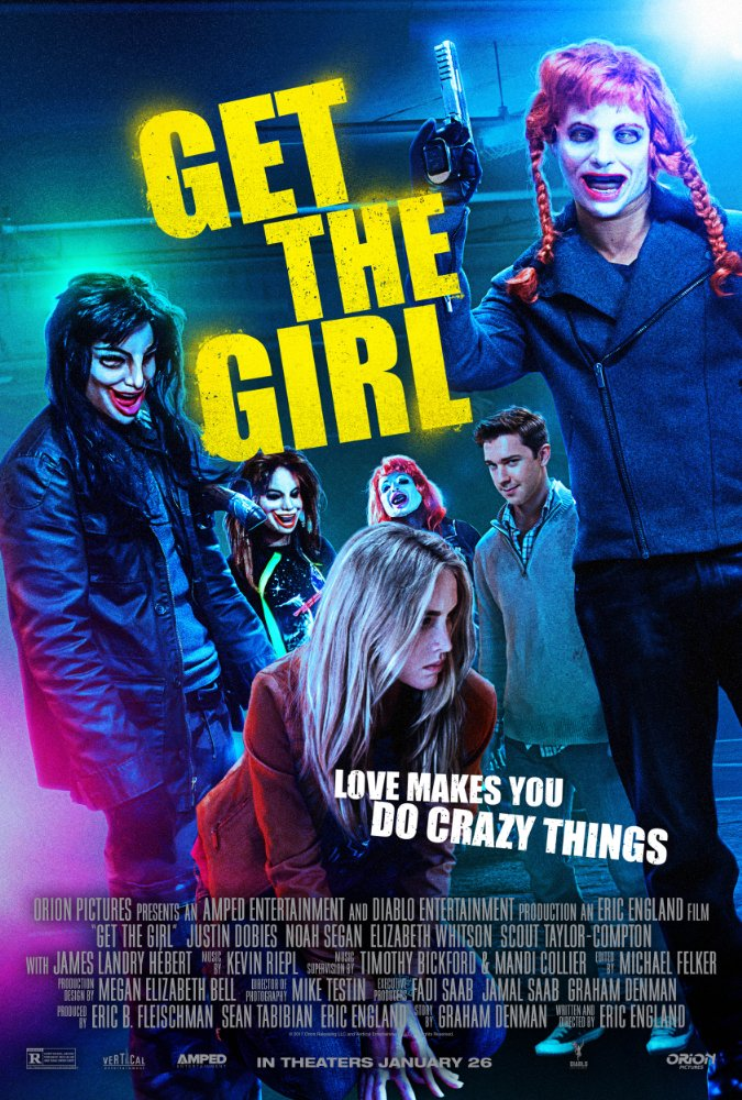 Get the Girl (2017) 720p WEB-DL 700 MB