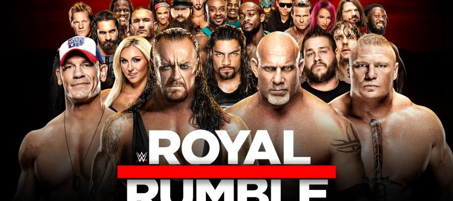 wwe royal rumble 2017 results