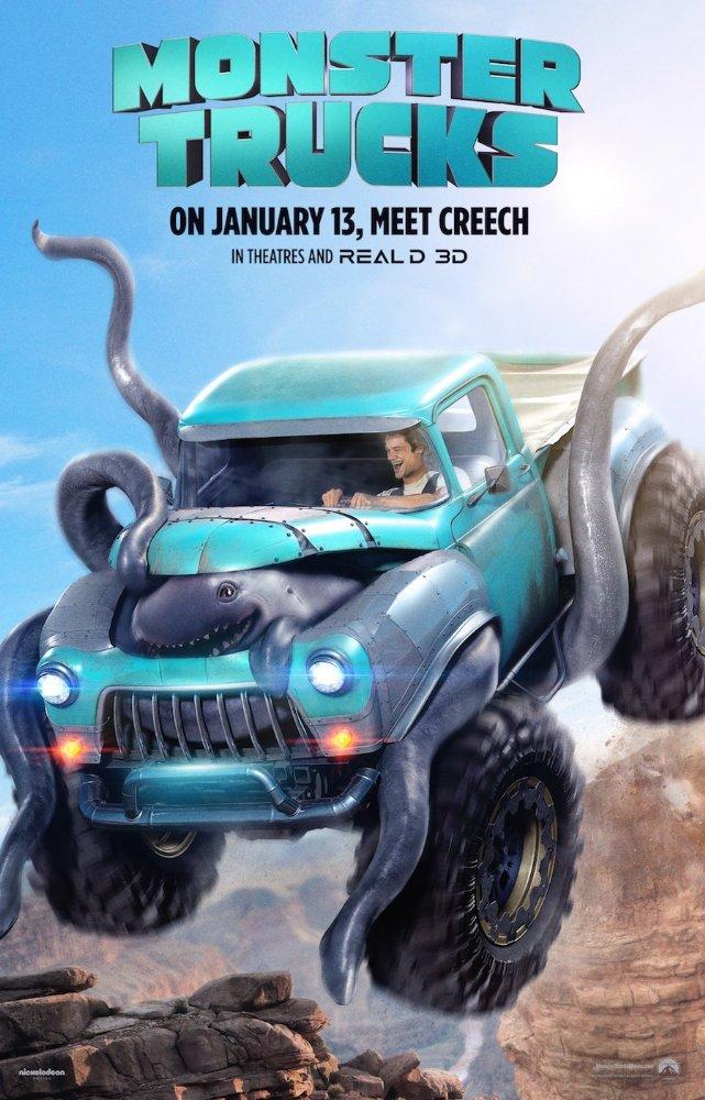 Monster Trucks (2016) HDCAM X264 1.24 GB