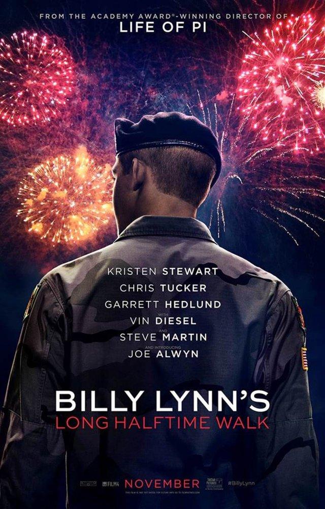 Billy Lynn's Long Halftime Walk (2016) 720p BluRay x264 829 MB