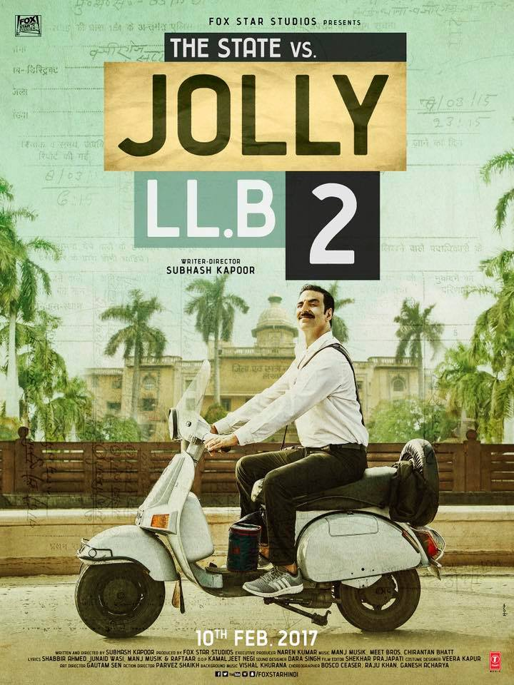 Jolly LLB 2 2017 720p Bluray x264