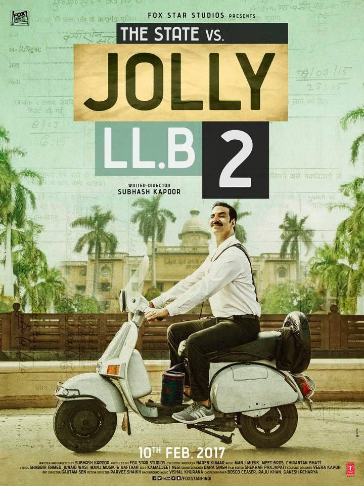 Jolly LLB 2 2017 1080p WEB-DL x265
