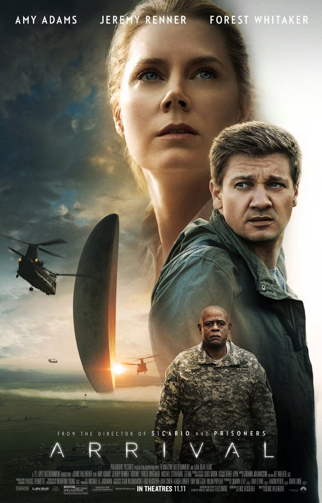 Arrival (2016) 720p BluRay x264 852 MB