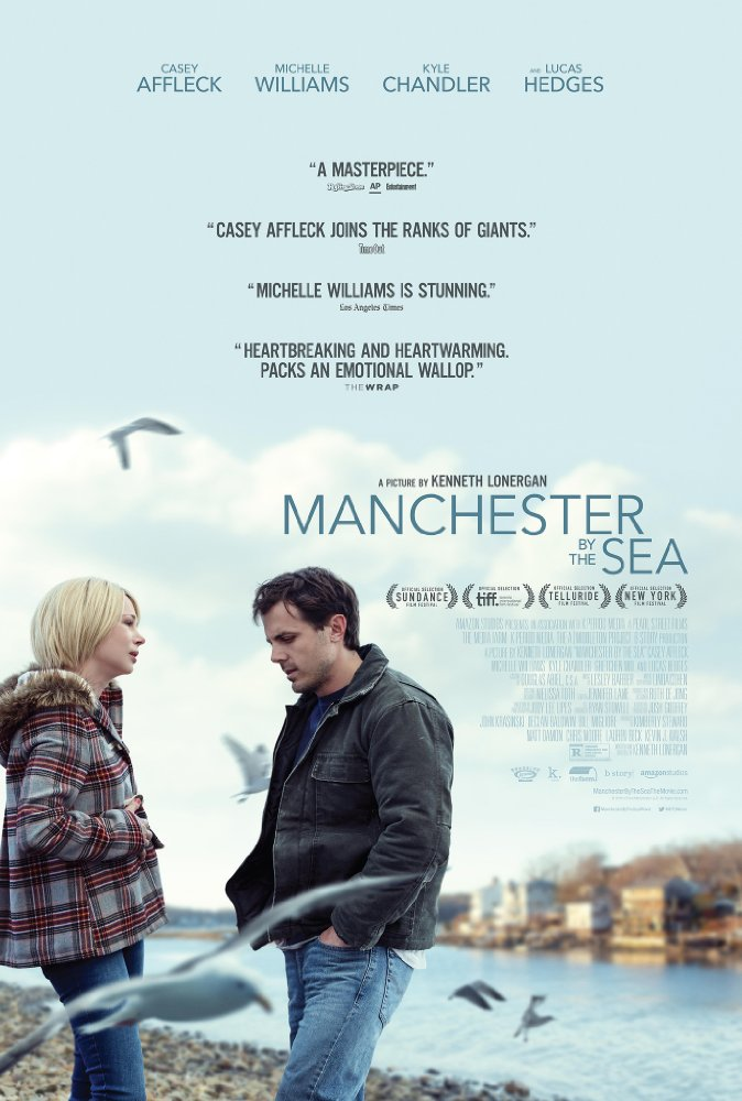 Manchester by the Sea (2016) 720p BluRay x264 999 MB