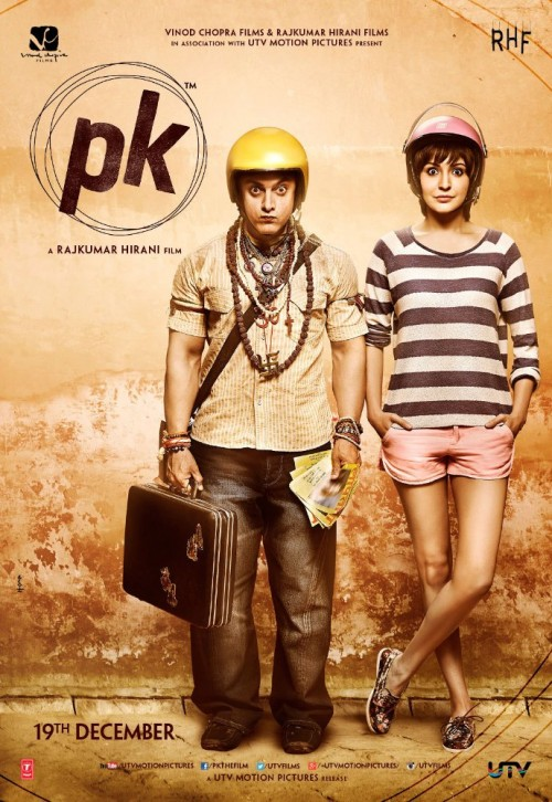 PK (2014) Hindi 480p HEVC BluRay x265 340MB