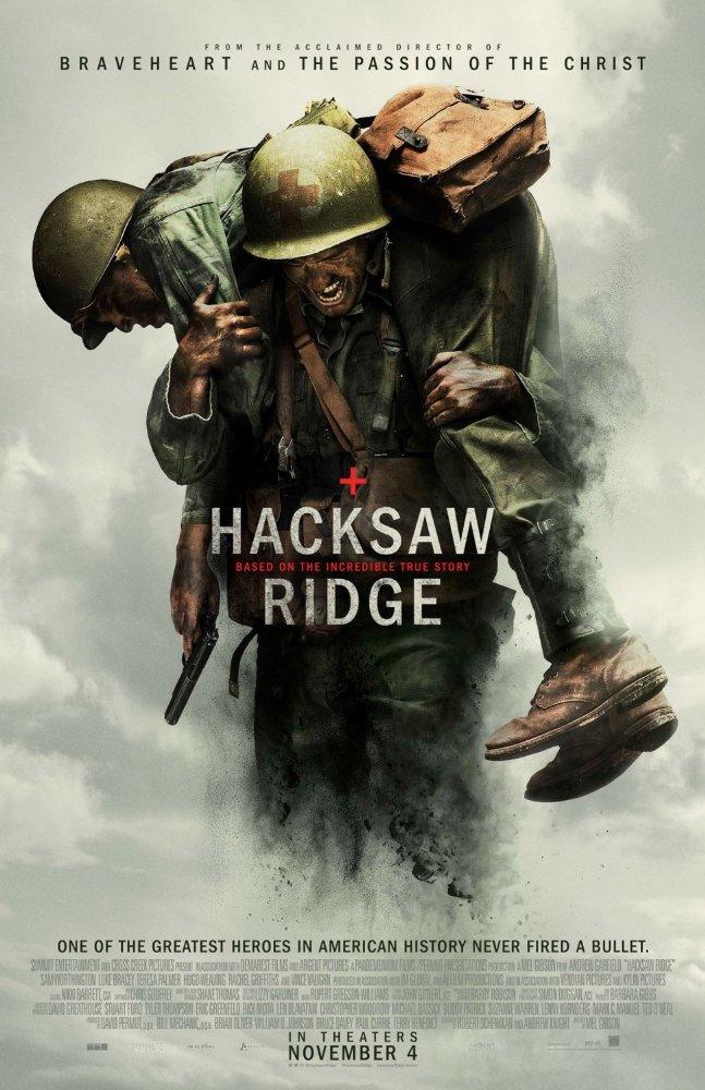 Hacksaw Ridge (2016) 720p BluRay x264 1 GB
