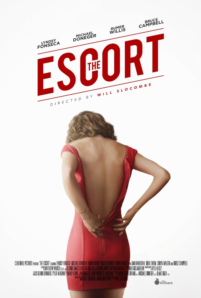 The Escort (2015) 720p BluRay x264 636 MB