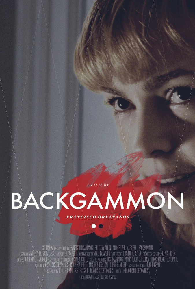 Backgammon (2015) 720p BluRay x264 650 MB