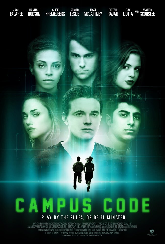 Campus Code (2015) 720p BluRay x264 627 MB