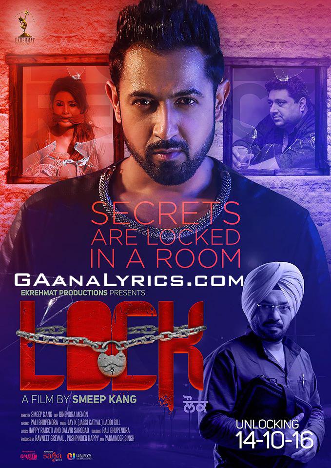 Lock (2016) Panjabi 480p MobileHEVC WEB-DL x265 200MB