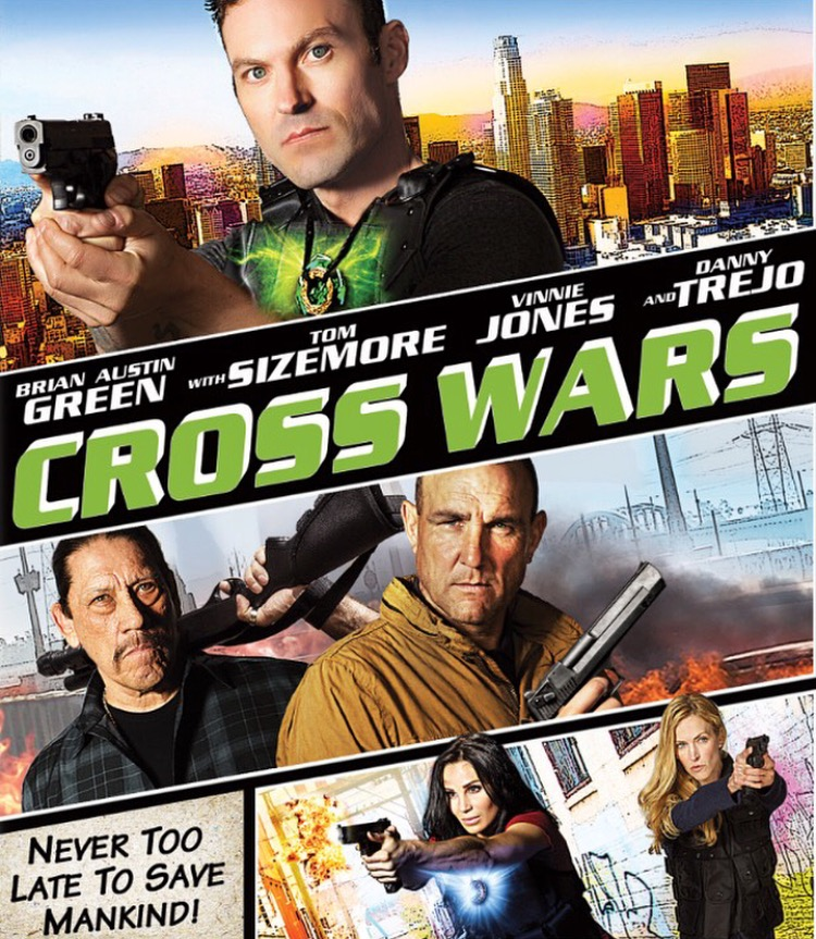 Cross Wars (2017) 720p BluRay x264 739 MB