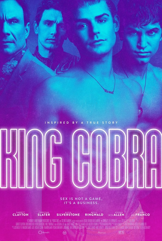 King Cobra 2016 720p BluRay x264 678 MB
