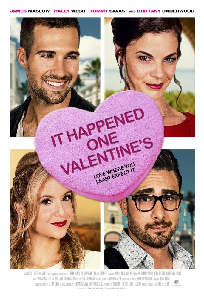 It Happened One Valentine's 2017 WEB-DL x264 809 MB