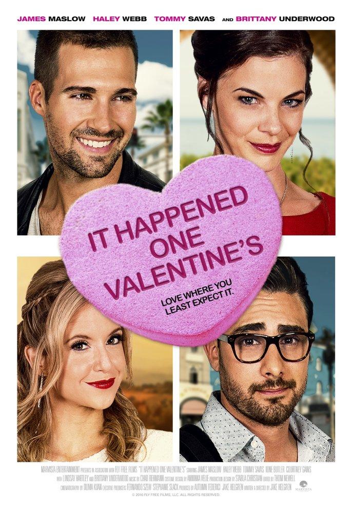 It Happened One Valentine's 2017 WEB-DL x264 809 MB