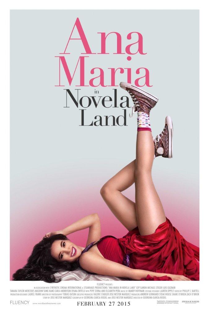 Ana Maria in Novela Land 2015 WEB-DL x264 819 MB