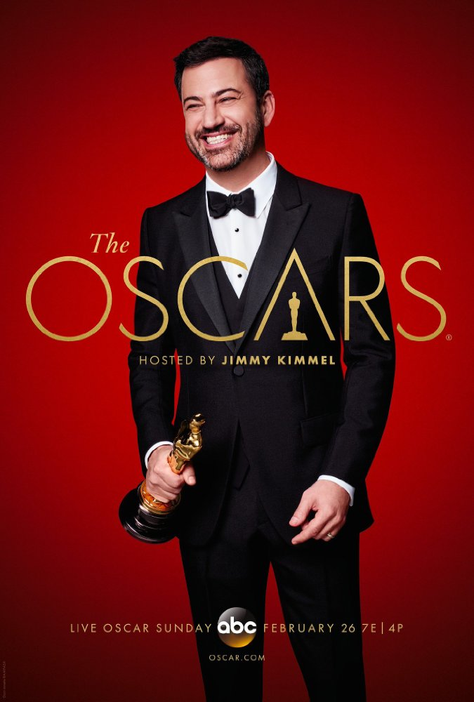 The 89th Annual Academy Awards (The Oscars 2017) 720p Hdtv x264 2.74 GB