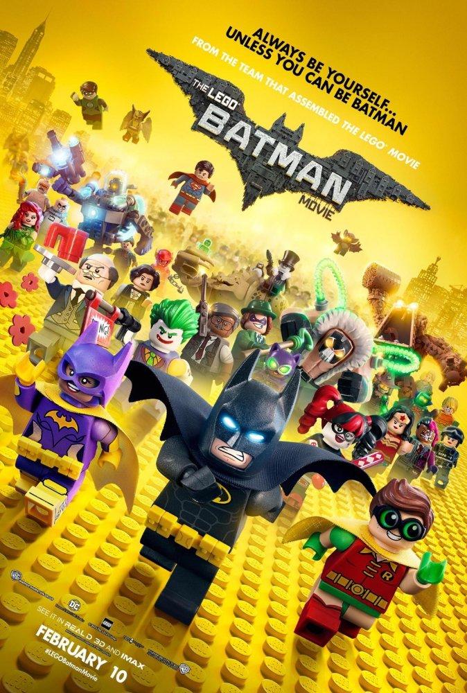 The LEGO Batman Movie 2017 HDTS x264 705 MB